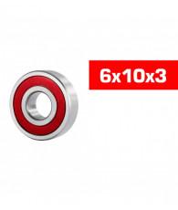 Roulements étanches HS 6x10x3 (2pcs) - ULTIMATE - UR7836-2