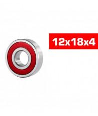 Roulements étanches HS 12x18x4 (2pcs) - ULTIMATE - UR7851-2