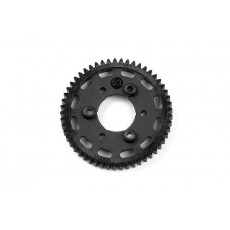 Couronne Graphite 53T (2nd) - XRAY - 335653