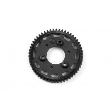 Couronne Graphite 54T (2nd) - XRAY - 335654