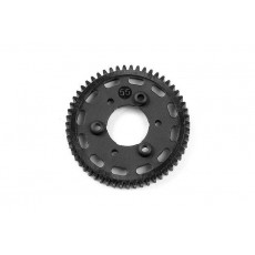 Couronne Graphite 55T (2nd) - XRAY - 335655