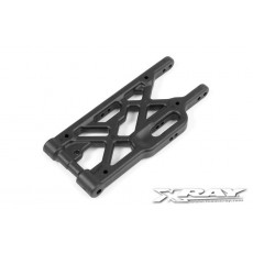 COMPOSITE REAR LOWER SUSPENSION ARM - HARD - 353116 - XRAY