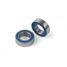 BALL-BEARING 8x14x4 RUBBER SEALED - GREASE (2) - 940814 - XRAY