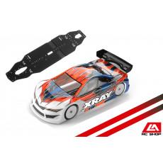 Combo Kit Xray T4'20 Graphite + Alu Chassis 301001 - LA-PACK01