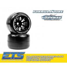 Volante F1 Rear Tires Soft (Carpet) - VOLANTE - VT-VF1-CRS