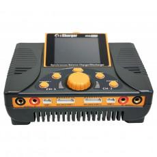 iCharger 406 Duo - 12-30V LiPo Charger 1400Watt - ICHARGER - 406DUO