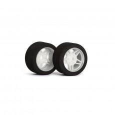 Matrix FIVE 1/8 Light Front Tires 37mm Shore 32 - MATRIX - MX-8A32FL