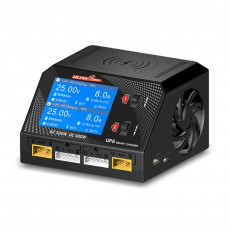 Ultra Power UP6 Smart DualAC/DC Charger 400W 10A - ULTRA POWER - UP6
