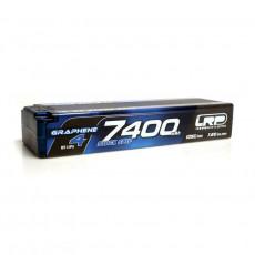 LRP HV 7400mAh 7.6V LiPo Stock Graphene-4 battery - LRP - LRP431276
