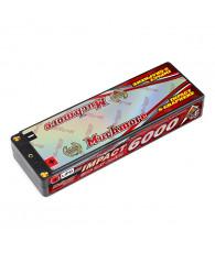 Muchmore LCG Li-Po 6000mAh 7.4V 130C - MUCHMORE - MM-MLSG-LCGMP6000