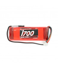 LiFePo 1700mAh RX-Pack 2/3A Straight - 6.6V - NOSRAM - 943000