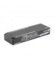 Lipo Battery HV LCG Graphene 5700mAh 7.6V - NOSRAM - 999658