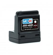 MonacoRC Receiver 482 (Sanwa Compatible) - MONACO RC - MC-482RX